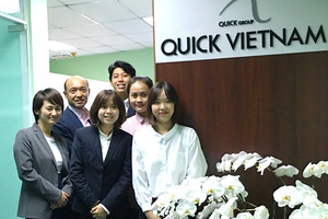 QUICK VIETNAM CO.,LTD.